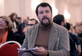 Il legittimo impedimento di Matteo Salvini (che intanto era a Bologna)