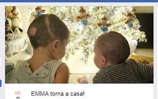 "Torino, torna a casa la piccola Emma, travolta davanti all'asilo. I medici: ""Un miracolo"""
