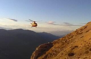Dramma sulla Maiella, scivolano e cadono in un dirupo: morti due escursionisti