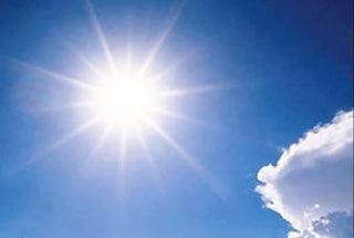 Previsioni meteo 22 maggio: cielo sereno e temperature estive ovunque