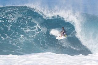 Olimpiadi Parigi 2024, le gare di surf si disputeranno a Tahiti