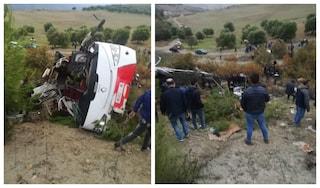 Marocco, bus contro auto: 17 morti, anche una donna incinta, 42 i feriti