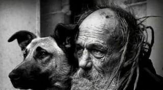 Messina, Morto Thomas: il clochard che faceva di tutto per i suoi cani