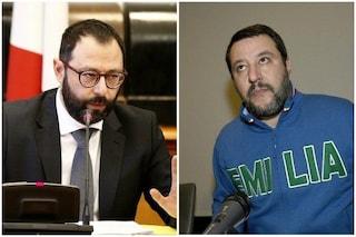 """Salvini contro Patuanelli: """"Su 5G qualcuno pagato da Cina?"""". Il ministro: """"Non siamo al Metropol"""""""