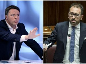 """Sfiducia Bonafede Renzi salva governo Votiamo contro perch ascoltiamo dice Conte"""""""