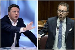 """Renzi conferma mozione di sfiducia a Bonafede e rilancia: """"Conte abolisca reddito di cittadinanza"""""""