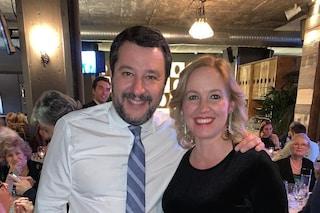 Prima il Pd, poi Leu e ora il passaggio alla Lega: Eleonora Cimbro dalla sinistra a Salvini