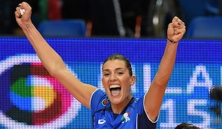 Pallavolo, Francesca Piccinini torna a giocare a 41 anni: vuole le Olimpiadi di Tokyo