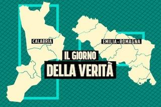 Risultati Elezioni Emilia Romagna e Calabria: Bonaccini avanti, Santelli verso la vittoria
