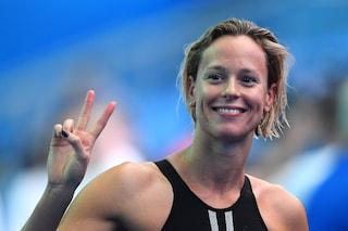 """Nuoto, Federica Pellegrini: """"Potrei continuare anche dopo Tokyo 2020"""""""