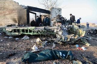 """""""Aereo Ukraine Airlines abbattuto da missile iraniano"""", la conferma del premier canadese Trudeau"""