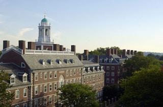 Uomo armato all'Università di Harvard, attivate misure di sicurezza