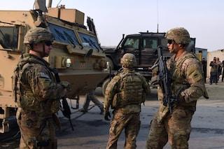 Afghanistan, due soldati Usa uccisi in un'esplosione: i talebani rivendicano l'attacco