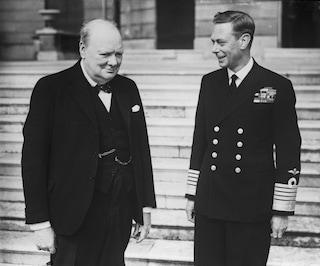 Un quadro di Winston Churchill è stato venduto all'asta per 2 milioni di euro
