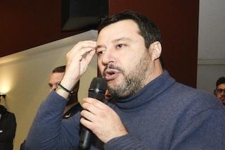 """Consulta boccia referendum su legge elettorale, Salvini: """"Vergogna, è furto di democrazia"""""""
