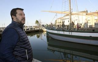 """Decreti Sicurezza, Salvini: """"Se il Pd li modifica pronti a indire referendum su immigrazione"""""""