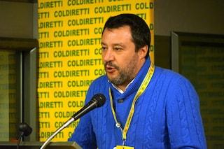 Matteo Salvini finge di non ricordare la condanna per il coro razzista contro i napoletani