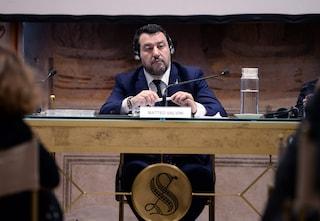 """Gregoretti, Salvini: """"Chiederò ai parlamentari della Lega di votare per mandarmi a processo"""""""