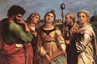 La grande mostra su Raffaello in una video-passeggiata tra 200 capolavori