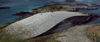 The Whale, il Museo Subacqueo delle Balene migratrici in Norvegia