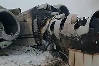 Mistero in Afghanistan, aereo militare Usa si schianta e prende fuoco