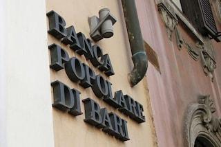Cosa c'è scritto nel decreto per il rilancio della Banca Popolare di Bari