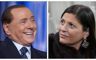 """Regionali Calabria, Berlusconi e le battute sessiste su Jole Santelli: """"Non me l'ha mai data"""""""