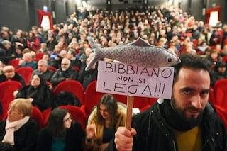 Le Sardine saranno a Bibbiano: in piazza contro la Lega a pochi giorni dal voto in Emilia Romagna