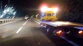 Torino, gara di velocità nella notte tra carroattrezzi: zigzag tra le auto a oltre 120 km/h