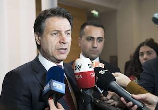 """Dimissioni di Di Maio, Conte: """"È stato tirato dalla giacchetta, se lascia mi dispiace"""""""