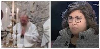 """Abusata in sacrestia, confermata condanna per don Marino: """"Andrà in carcere"""""""