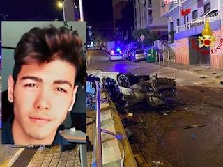 """Auto prende fuoco a Genova, sotto choc il 20enne sopravvissuto: """"Sono morti i miei amici"""""""