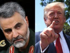 Risultati immagini per trump e l'Iran