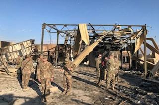 """Iraq, Coalizione anti-Isis: """"diversi soldati americani"""" feriti nell'attacco iraniano"""
