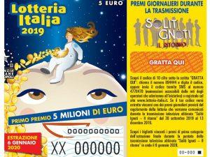 Lotteria Italia 2020: i numeri dei biglietti vincenti