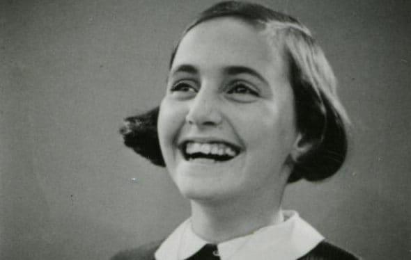 Margot Frank.