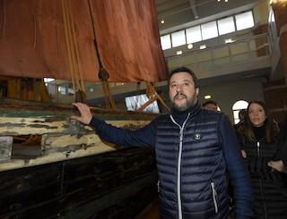 Caso Gregoretti, Gasparri propone 'no' a processo per Matteo Salvini