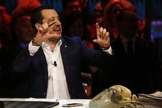 """Coronavirus, la bufala dell'Aula vuota. M5s: """"Foto di Salvini è falsa, scattata prima della seduta"""""""