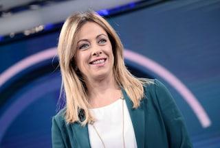"""Regionali Emilia Romagna, Meloni: """"Se vinciamo chiederò le elezioni a Mattarella"""""""