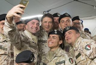 L'Italia ripudia la guerra: ricordiamocelo e riportiamoli a casa