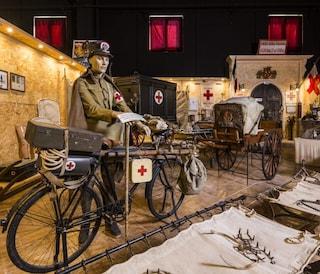 Museo dei Pompieri e della Croce Rossa: a Manfredonia la memoriadei nostri eroi