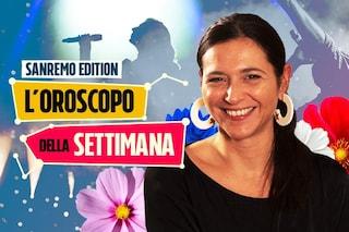 L'oroscopo della settimana dal 3 al 9 febbraio segno per segno (speciale Sanremo 2020)