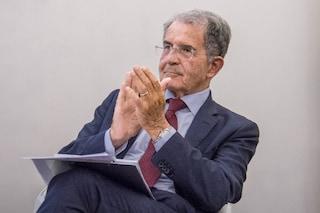 """Romano Prodi: """"Non mi interessa fare il presidente della Repubblica: i 101 sono ancora tutti lì"""""""