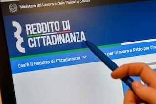 Reddito di cittadinanza, lo riceve più di un milione di famiglie: l'importo medio è di 493 euro