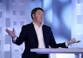 """Renzi: """"Governo dura? Vedremo dopo la verifica. Ma non possiamo stare con Toninelli per sempre"""""""