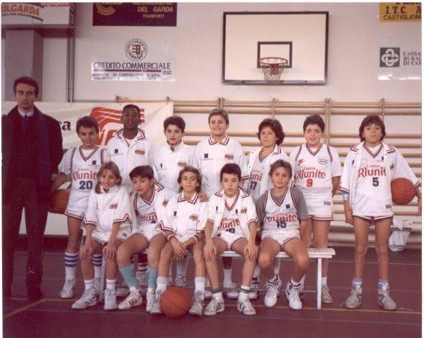 La prima squadra italiana di Kobe Bryant: la Cantine Riunite Reggio Emilia – Foto da: La giornata tipo