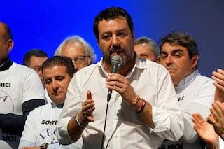 Sondaggi politici, sempre meno consensi per la Lega: recupera il Partito democratico