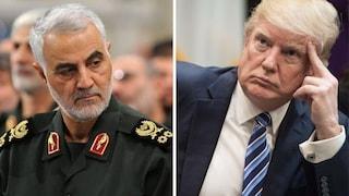特朗普没有警告北约盟国或以色列就没有采取战略就发动了袭击