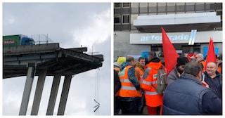 Crollo Ponte Morandi, pagano i lavoratori e non i manager: a rischio 700 dipendenti Spea