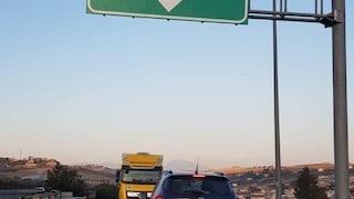 Tragedia sfiorata sull'A14: tir imbocca l'autostrada contromano